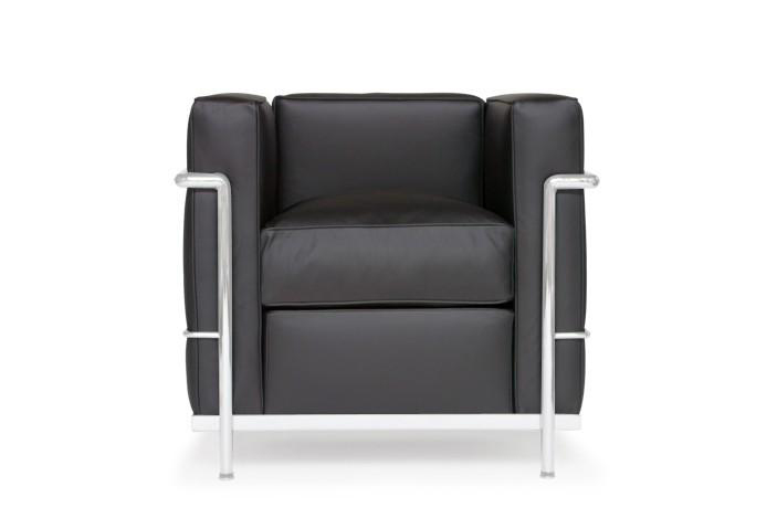 Made in italy modern bauhaus m bel for Poltrone le corbusier