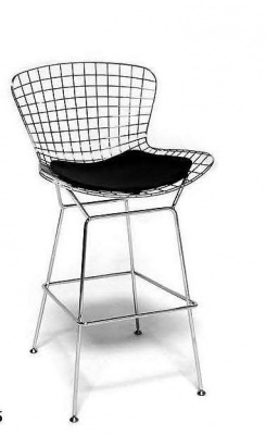 Sgabello Harry Bertoia